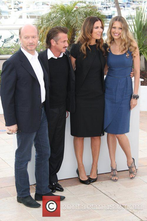 Paul Haggis, Petra Nemcova, Sean Penn and Cannes Film Festival 3
