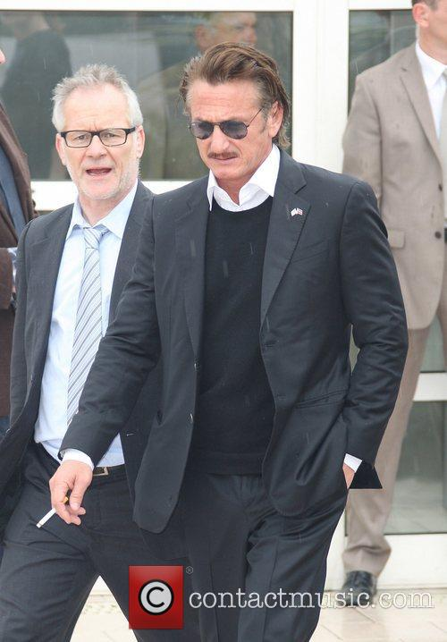 Sean Penn and Cannes Film Festival 5