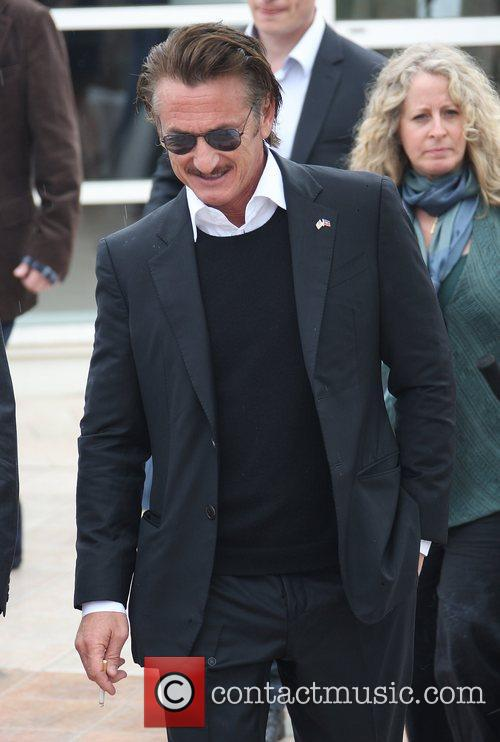 Sean Penn and Cannes Film Festival 6