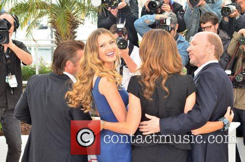 Paul Haggis, Petra Nemcova, Sean Penn and Cannes Film Festival 1