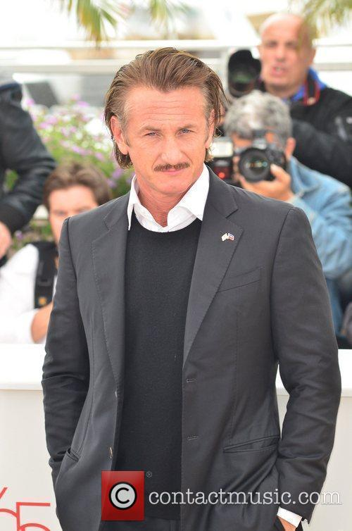 Sean Penn and Cannes Film Festival 1