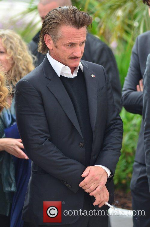 Sean Penn and Cannes Film Festival 9