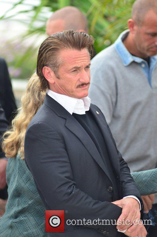 Sean Penn and Cannes Film Festival 10