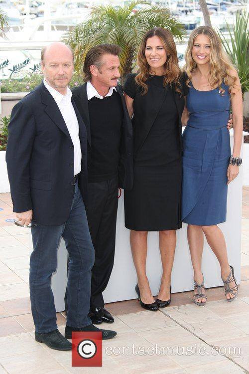 Paul Haggis, Petra Nemcova, Sean Penn and Cannes Film Festival 2