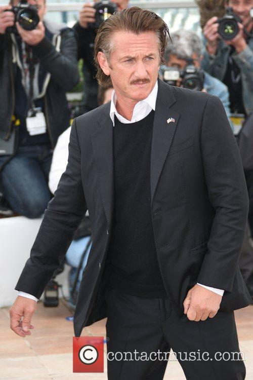 Sean Penn and Cannes Film Festival 4