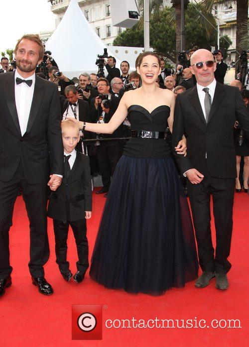 Marion Cotillard, Jacques Audiard and Cannes Film Festival 2