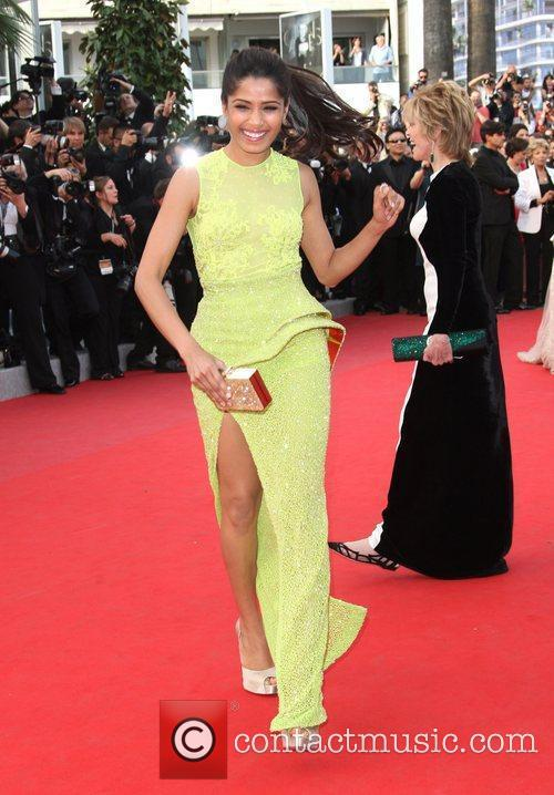 Freida Pinto and Cannes Film Festival 8