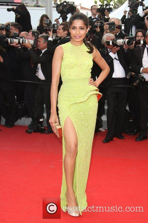 Freida Pinto and Cannes Film Festival 9