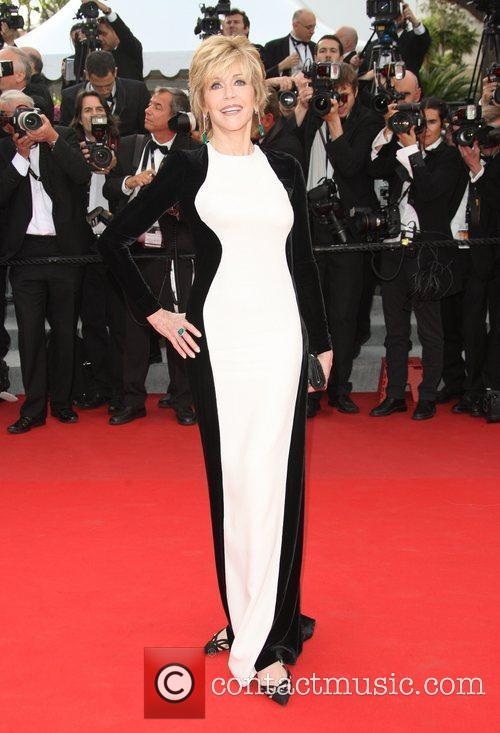 Jane Fonda and Cannes Film Festival 2