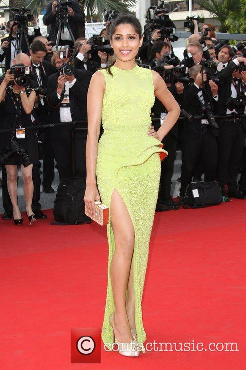 Freida Pinto and Cannes Film Festival 10