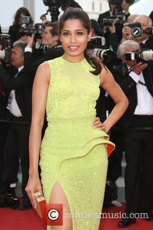 Freida Pinto and Cannes Film Festival 11