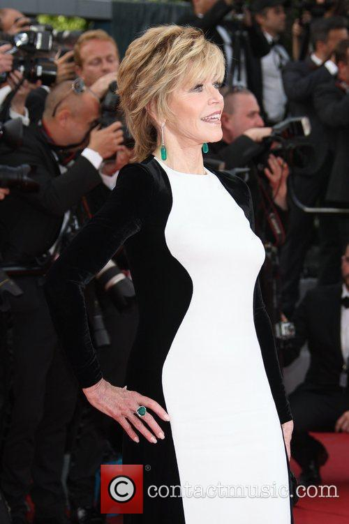 Jane Fonda and Cannes Film Festival 4