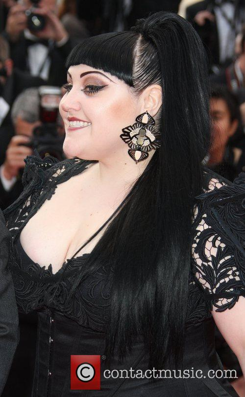 Beth Ditto and Cannes Film Festival 8