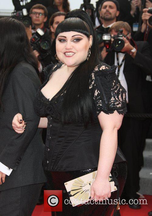 Beth Ditto and Cannes Film Festival 1