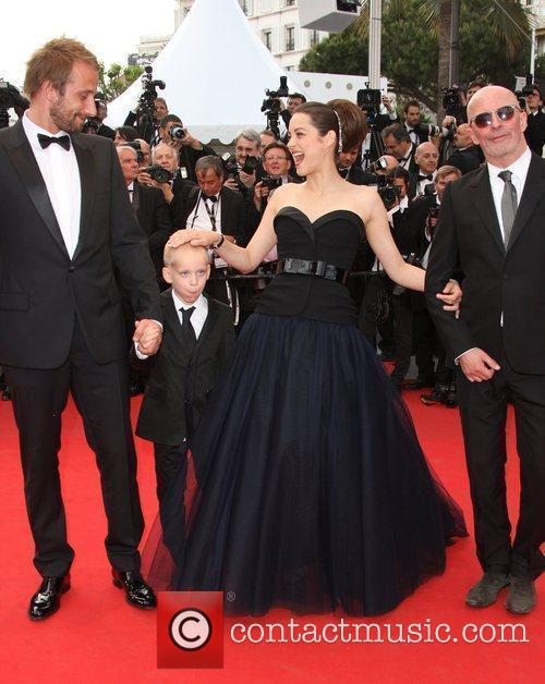 Marion Cotillard, Jacques Audiard and Cannes Film Festival 7