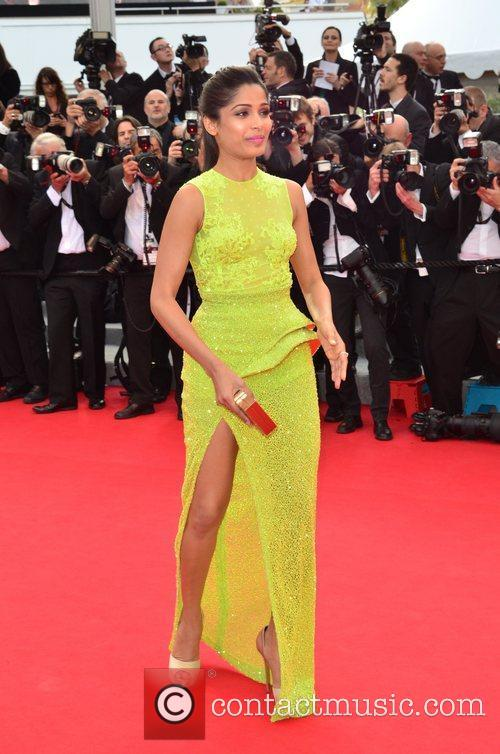 Freida Pinto and Cannes Film Festival 6