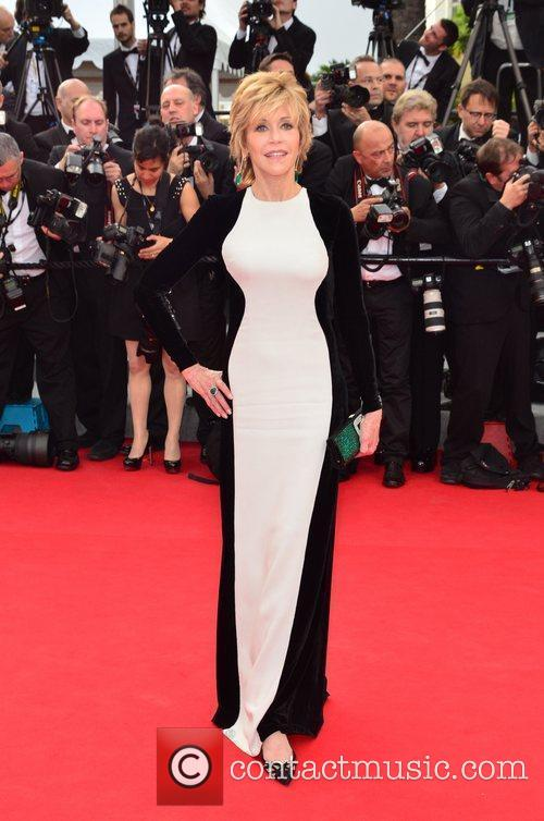Jane Fonda and Cannes Film Festival 1