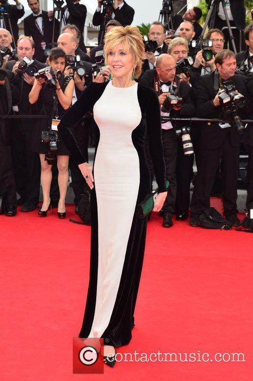 Jane Fonda and Cannes Film Festival 7