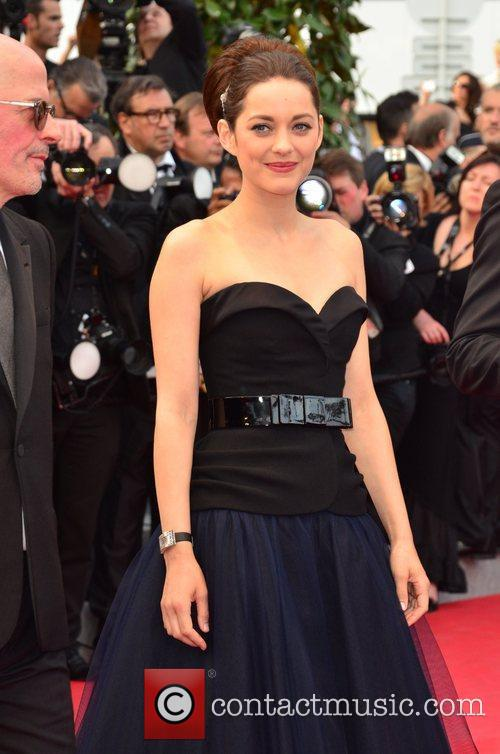 Marion Cotillard and Cannes Film Festival 1