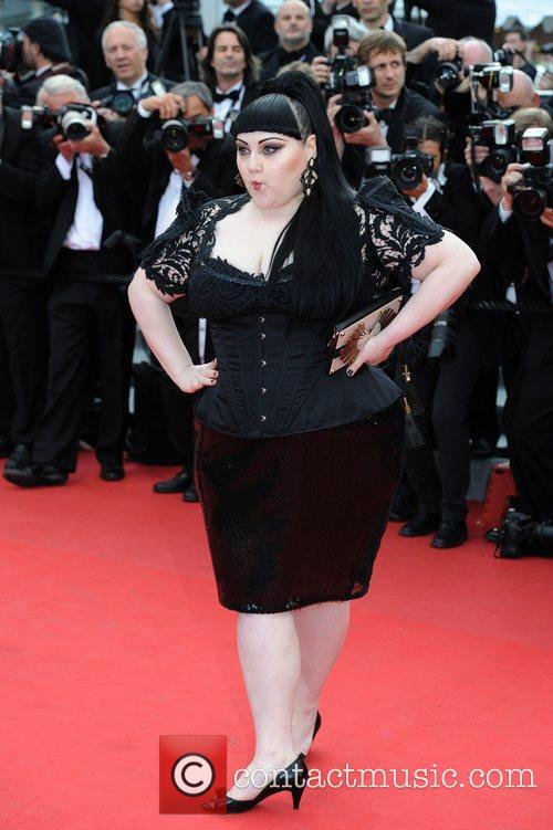 Beth Ditto and Cannes Film Festival 4