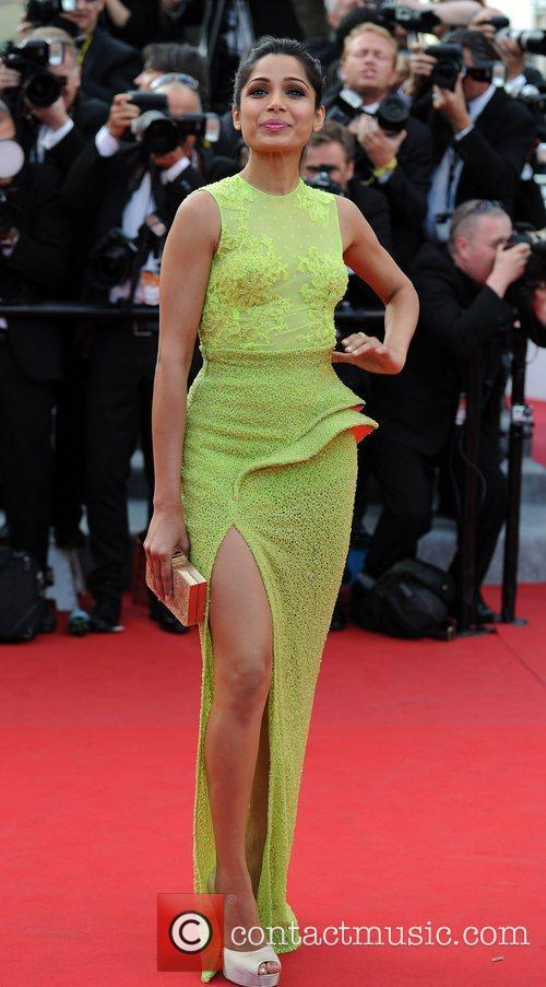 Freida Pinto and Cannes Film Festival 6