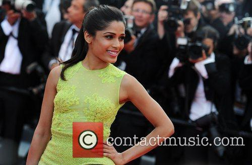 Freida Pinto and Cannes Film Festival 7