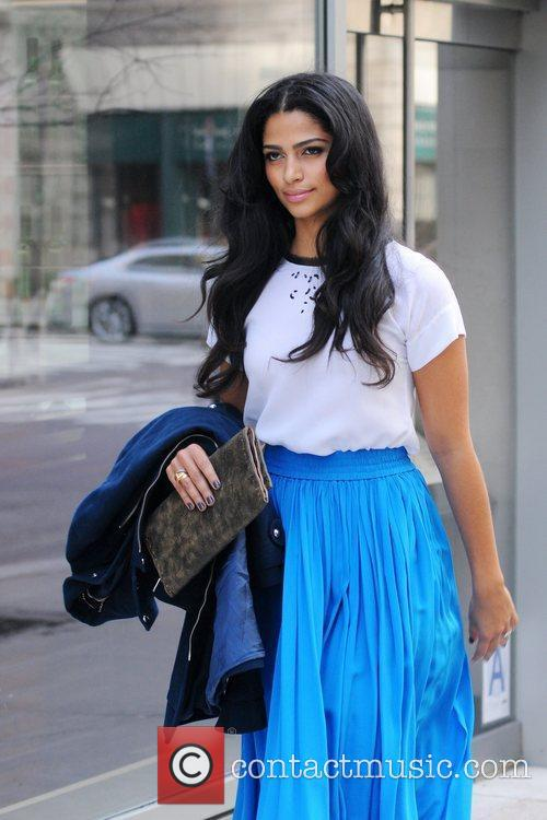 Camila Alves out and about in Manhattan New...