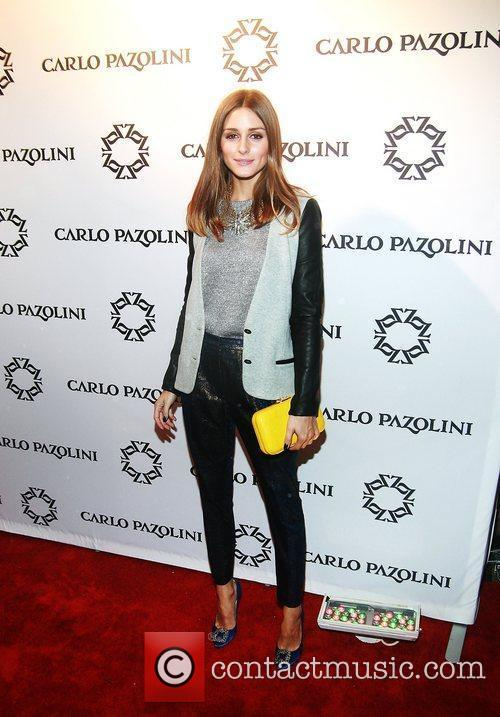 Attends the Carlo Pazolini Flagship Store Opening Party...