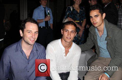 Matthew Rhys, Max Minghella, Rafi Gavron and Los Angeles Film Festival 4