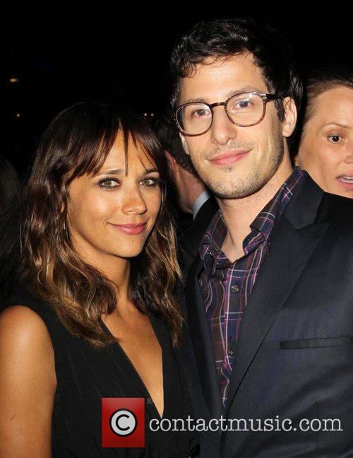 Rashida Jones and Andy Samberg 4