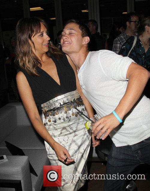 Rashida Jones and Rafi Gavron 11