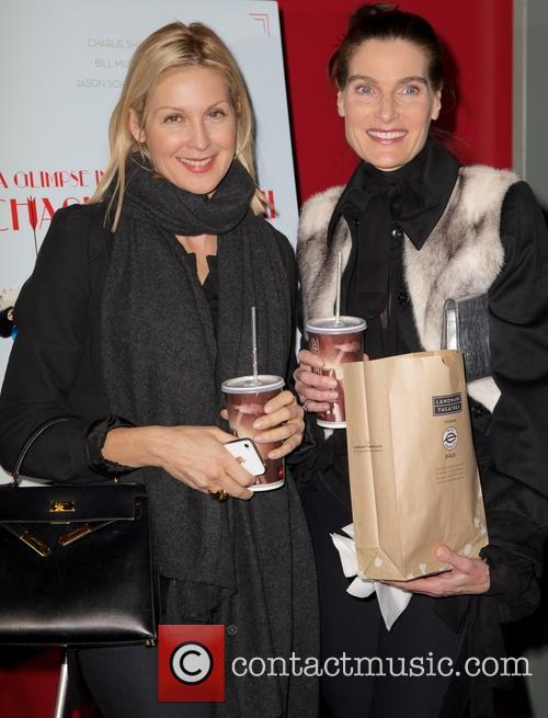 Kelly Rutherford and Jennifer Creel 2