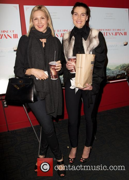 Kelly Rutherford and Jennifer Creel 4