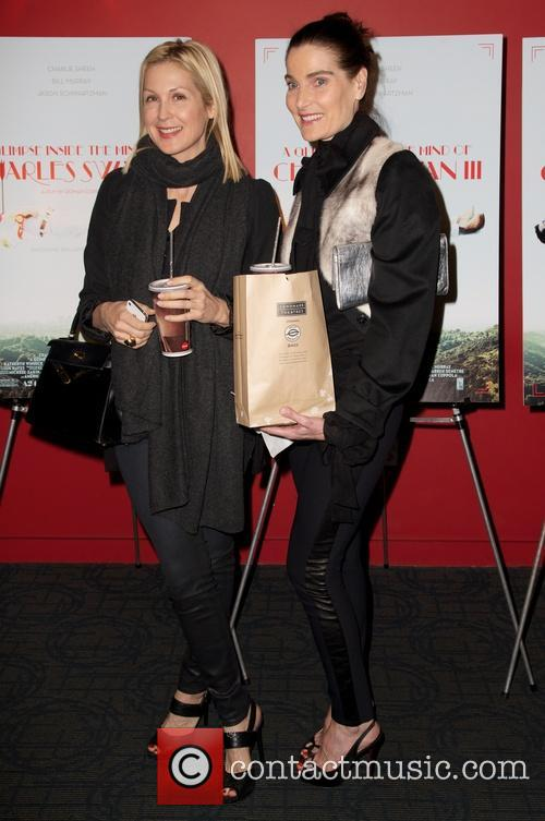Kelly Rutherford and Jennifer Creel 1