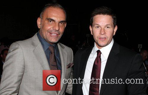 Christian Audigier and Mark Wahlberg 2