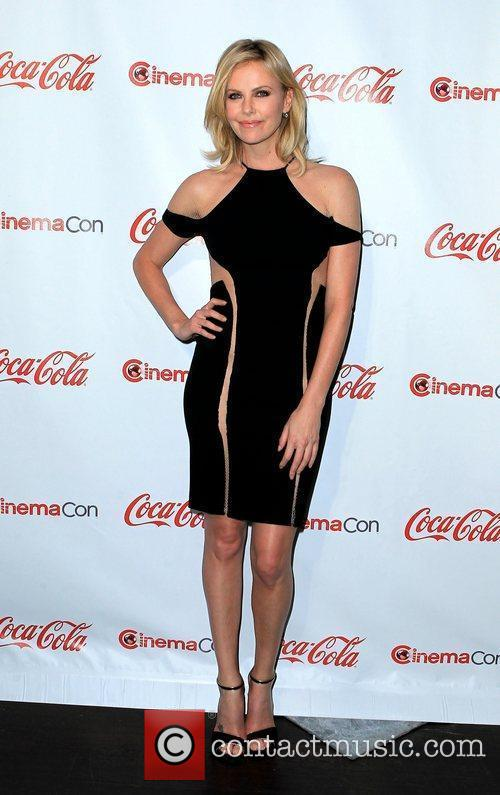 Charlize Theron and Caesars Palace 5