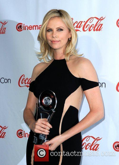 Charlize Theron and Caesars Palace 6