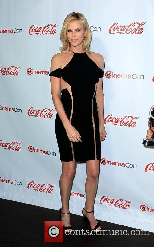 Charlize Theron and Caesars Palace 7