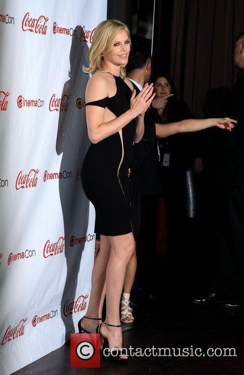Charlize Theron and Caesars Palace 10