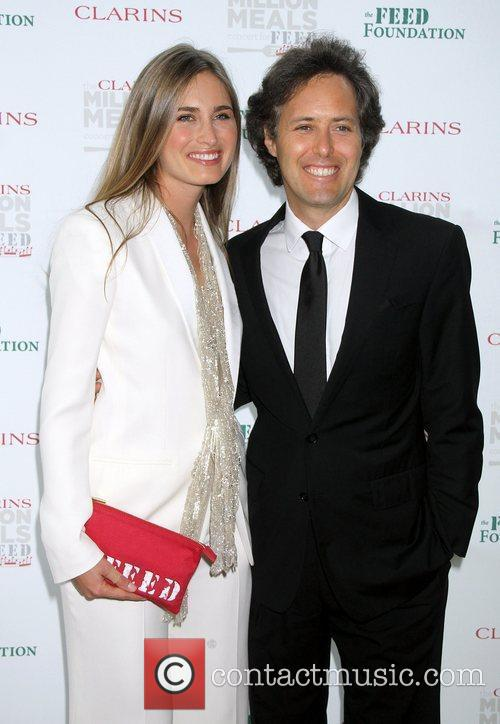 Lauren Bush and David Lauren 6