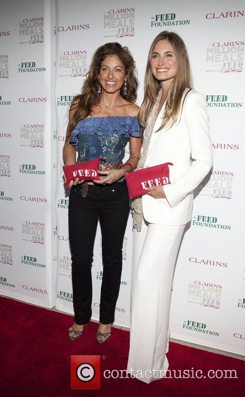 2012 Clarins Million Meals Concert For FEED