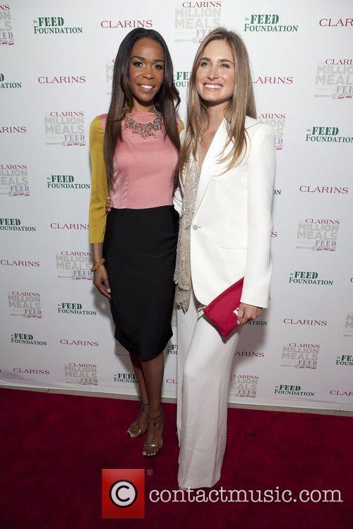 Michelle Williams and Lauren Bush 2