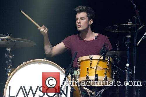 Adam Pitts; Drummer; Lawson The Clyde 1 Live...