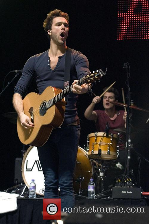 Andy Brown, Lead Singer and Lawson 2