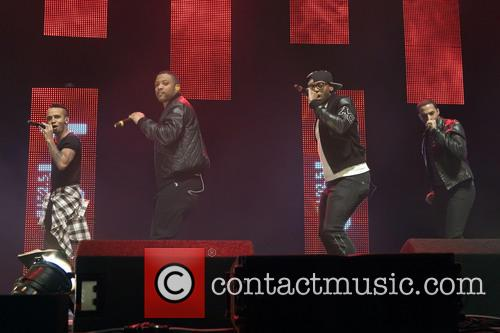 JLS The Clyde 1 Live music event at...