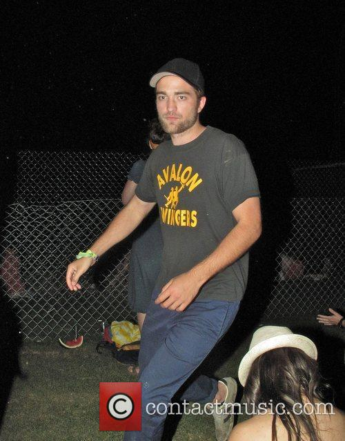 Robert Pattinson and Coachella 2