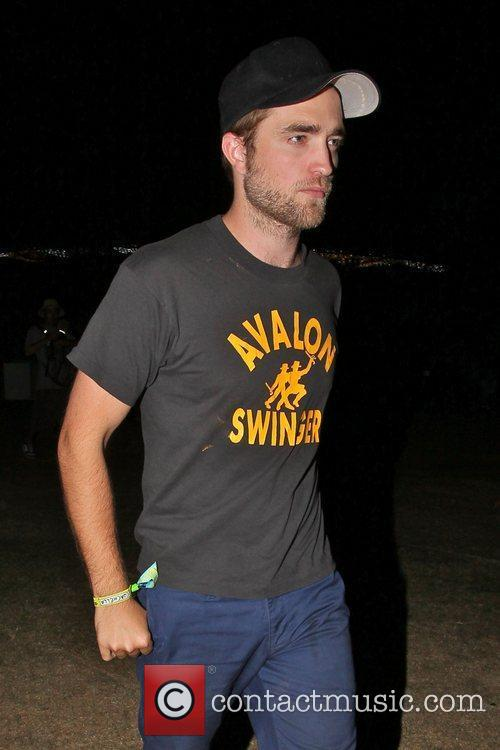 Robert Pattinson and Coachella 4