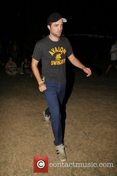Robert Pattinson and Coachella 6