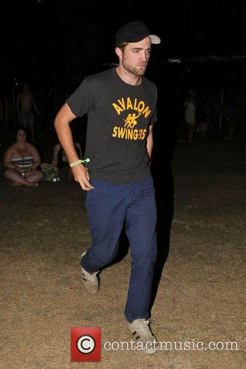 Robert Pattinson and Coachella 8