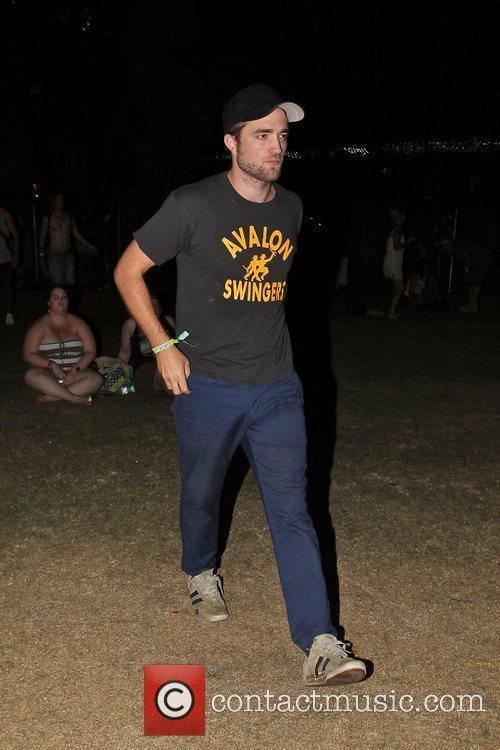 Robert Pattinson and Coachella 9